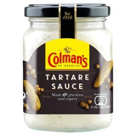 Colmans of Norwich Tartare Sauce 144g
