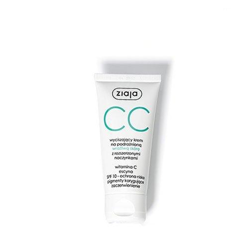 Ziaja–CC Crema para piel sensible–relajante–50ml