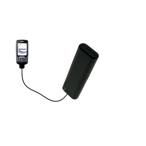 Advanced AA Akkupack als Ladezubehör kompatibel mit Samsung SGH-D870 Mit TipExchange Technologie