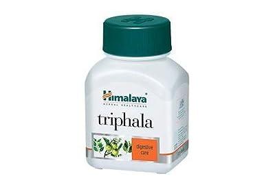 Himalaya Triphala Tablets (60 Tablets) by Himalaya Herbal Healthcare