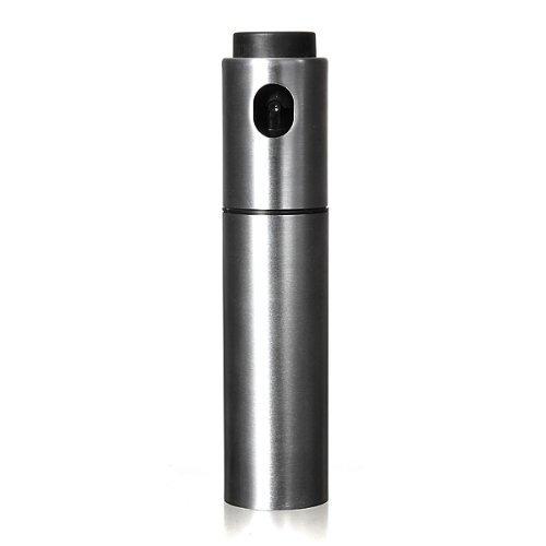 Inox pulverisation peut - SODIAL(R) Spray Vaporisateur D'huile Inox Olive Cuisine Vinaigre Table Bouteille