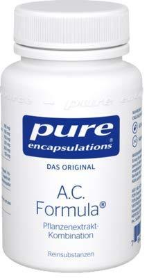 PURE ENCAPSULATIONS A.C. Formula Kapseln 60 St