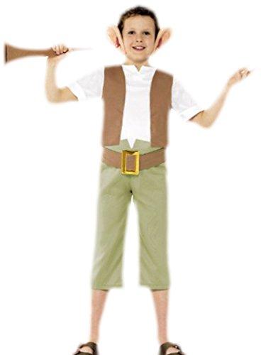 n Schwerhöriger Riese Karneval Faschingskostüm, 152, Mehrfarbig (Riesen Minion-kostüm)