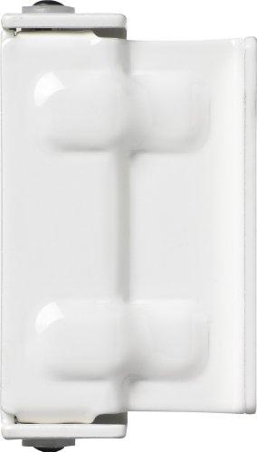 ABUS Fenster- und Türsicherung SW2, weiß, 35359