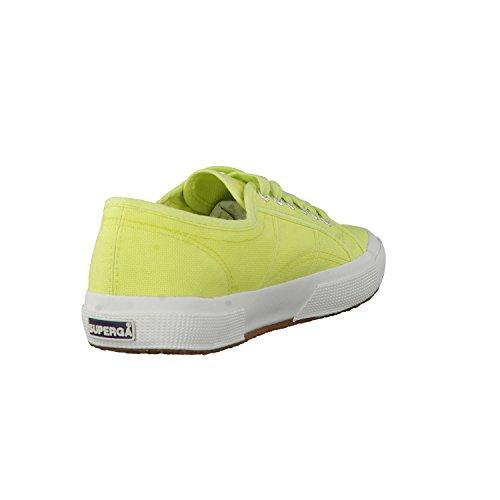 Superga 1705 Cotu, Unisex - Erwachsene Sneaker Sunny Lime