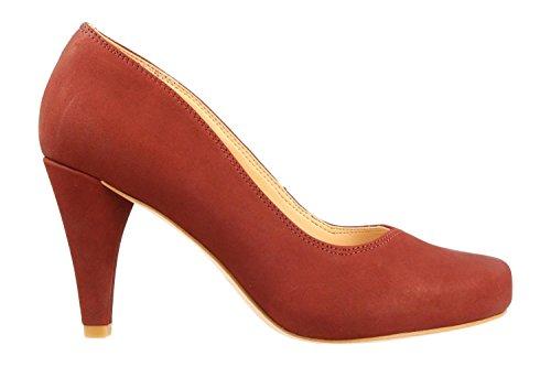 Ruggine 26 Orange Rose Clarks Shoes 132 Dahlia 272 6pwx6v7Oq