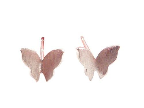 925er MIni Ohrstecker Schmetterlinge
