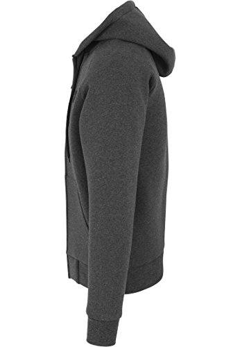 Thermo Zip Hoody charcoal S Charcoal