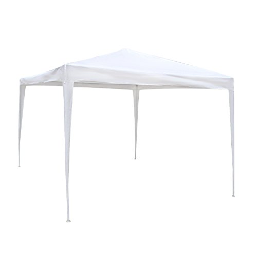 ldk-garden-8146000-mirador-desmontable-de-camping-y-playa-300-x-300-x-240-cm-color-blanco