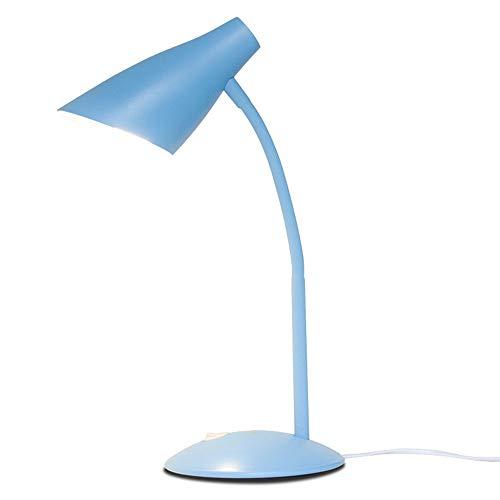 Buchen Sie Licht, LED-Augenschutz Tischlampe Lampe Schreibtisch Schreibtisch College Lampe Nacht Studie Schlafsaal Lesetischlampe ändern kann (Schreibtisch-lampen-college)