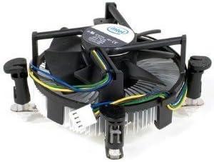 Intel E33681-001 Socket 775 Aluminum Heat Sink & 3.5 inch Fan with 4-Pin Connector