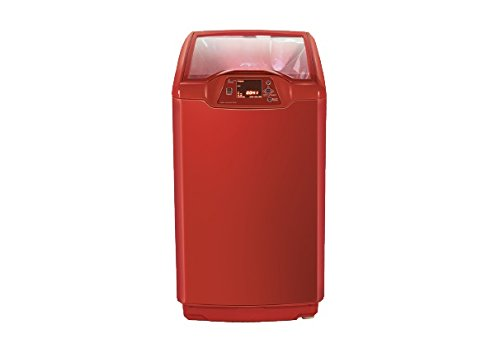 Godrej Wteon700pfd Fully-automatic Top-loading Washing Machine (7 Kg, Metallic Red)