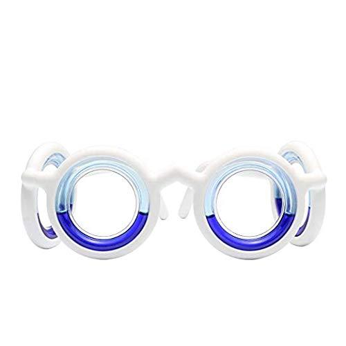 Anti-Motion-Brille, Anti-Motion-Sickness-Brille Carsickness-Brille Schwindel und Schwindelfreiheit, heilen Ihre Bewegungskrankheit in 10-12 Minuten