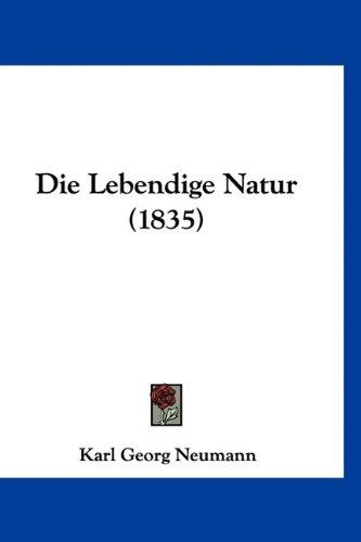 Die Lebendige Natur (1835)
