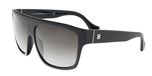 Occhiali da sole balenciaga ba0056 c58 01b (shiny black / gradient smoke)
