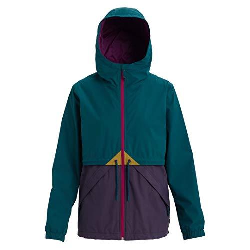 Burton Damen Ski- Snowboardjacke W Narraway JK, Größe:S, Farben:dpteal/Velvet