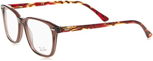 Ray-Ban Unisex-Erwachsene Brillengestell RX7119, Schwarz (Negro), 55