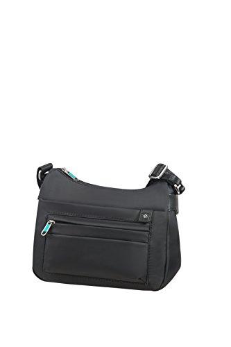 SAMSONITE Move 2.0 Secure - Shoulder Bag S Rucksack, 26 cm, Schwarz