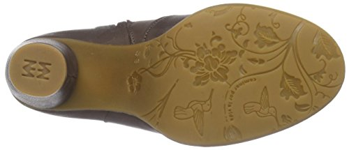 El Naturalista N495 COLIBRI Damen Halbschaft Stiefel Braun (Brown)