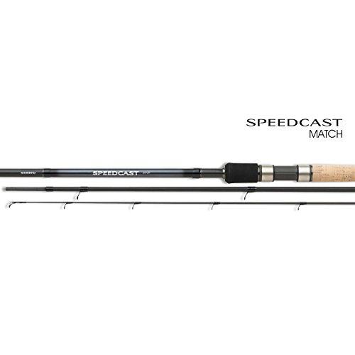 Shimano Speedcast Match 420F Matchrute 4,20m