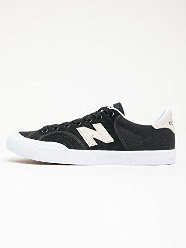 Scarpe New Balance Numeric : NM 212 Pro Court Skate BK BWE black-white