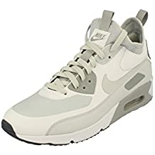 Nike Air Max 90 Ultra Mid Invierno – 924458401, 6,5 D(M) US, Heather Gray