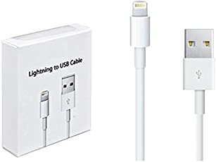 Annant Appleusb-1 Fast Data Sync & Charging Cable For Apple Devices - (White)