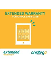 Onsitego 2 Year Extended Warranty for Kindle Oasis 32GB (Email Delivery)