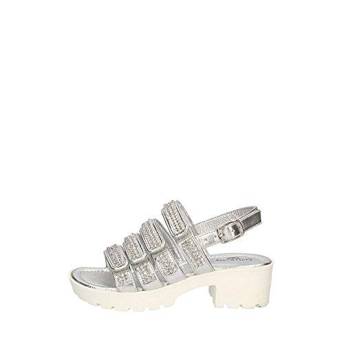 Lelli Kelly sandalo a piccole fasce con brillantini ARGENTO, 30 MainApps