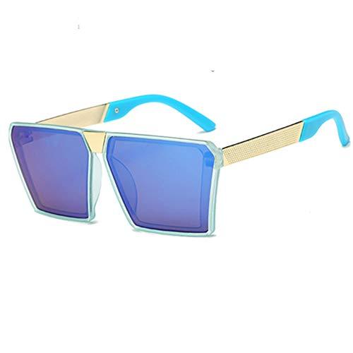 Wang-RX Sonnenbrille kinder uv400 beschichtung sonnenbrille camouflage rahmen brille baby jungen mädchen schöne sonnenbrille 6 farben