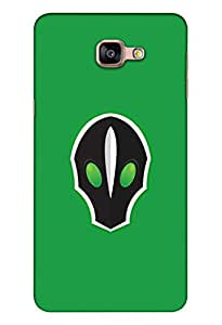 Samsung Galaxy A9 Pro Mobile Back Cover For Samsung Galaxy A9 Pro; It Is Matte glossy Thin Hard Cover Of Good Quality (3D Printed Designer Mobile Cover) By Clarks