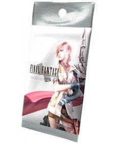 Final Fantasy SQUFFOP1 TCG Opus 1 Booster