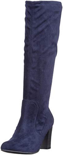 CAPRICE Damen 25502 Stiefeletten, Blau (Ocean Stretch 870), 38.5 EU
