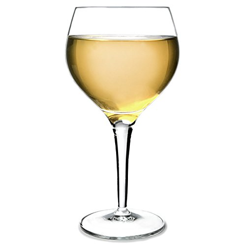 Michelangelo Masterpiece Burgunder Glasses 14oz / 400ml - Pack of 6 | 40cl Glasses, All Purpose Glasses, Wine Glasses, Water Glasses