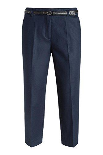 ESPRIT Damen Hose Blau (NAVY 400)