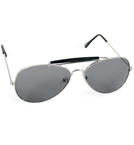 FASCHING 50169 Brille Cop Sonnenbrille Polizei (Brillen Cop)