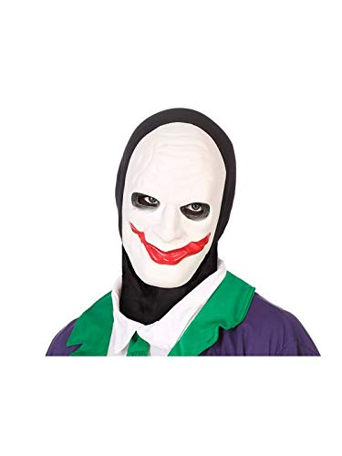 DISBACANAL Máscara Joker económica