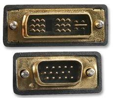 Vga-kabel-montage (TK9K führen DVI M-HD15VGA M schwarz 2m Kabel Länge-Imperial: 18.56FT Kabel Länge-Metrisches: 2m Stecker Typ A: DVI-A-Stecker Stecker Typ B: D-Sub H/D Stecker VGA 15WAY Jacke Farbe: schwarz Kabel Montage Typ: DVI)