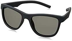 Polaroid Sunglasses Pld8018s Polarized Wayfarer Sunglasses, Gray/Gray Silver Mirror, 47 mm