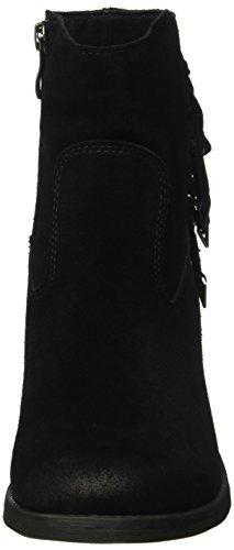 Marco Tozzi Premio 25375, Bottes Classiques Femme Noir (BLACK ANTIC 002)