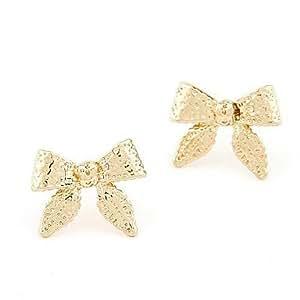 Boutique Personality Boucles d'oreilles Motif nœud Papillon
