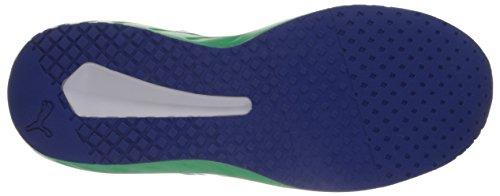 Fitness scarpe Puma Flare Q2 Filt di Wn Dazzling Blue/Mint Leather
