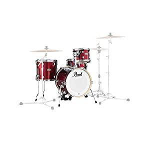 MDT 4 pc shell Pack 1614b/1007t/1312 F/1355S, Black Cherry gli)
