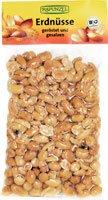 Rapunzel Bio Erdnüsse geröstet & gesalzen, 125 g