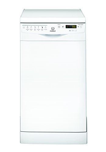 Indesit Extra Baby Care DSR 57H96 Z UK Dishwasher - White Best Price and Cheapest