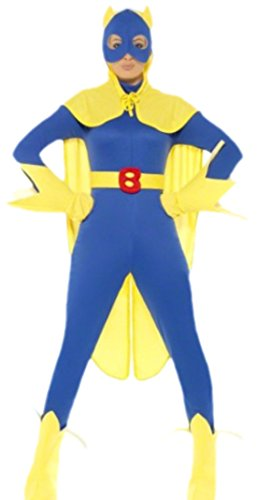 Fancy Ole - Damen Frauen Bananaman Girl Superhero -