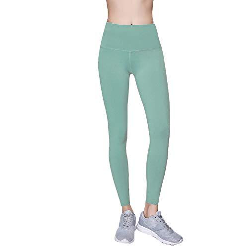 Onebycitess Frauen Hohe Taille Yoga Hosen Bauch Kontrolle Wrokout Laufen Enge 4 Way Stretch Yoga Capri Leggings -