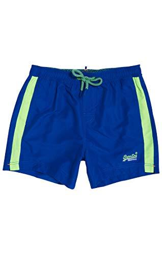 2b19cc377dd18 Superdry Herren Beach Volley Swim Shorts, Blau (Racer Cobalt OM3), M