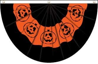 Kürbis Bunting - Sinye Halloween Kürbis Bunting Fan Flagge