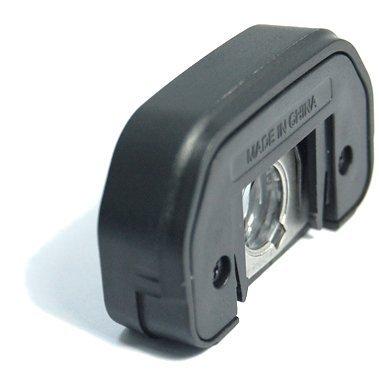 JJC Okularverlängerung passend für Canon EOS 1D, 1D Mark II, 1D Mark II N, 1Ds, 1Ds Mark II, 5D, 20D, 30D, 40D, 60D - ersetzt Canon - Display Kunststoff-utensil